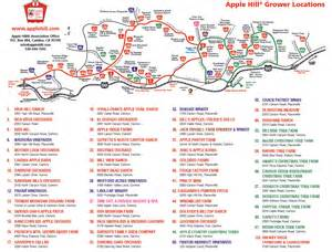 map of apple hill california the paranormal ghost society