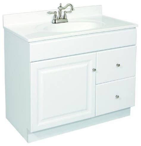 Bathroom Console Cabinet Wyndham Semi Gloss 2 Drawer Vanity Cabinet Modern Bathroom