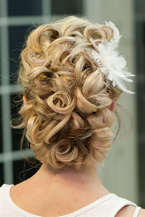 Wedding Hair Updo Curly by Diy Prom Hairstyles Curly Updos Newhairstylesformen2014