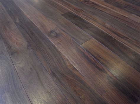 solid wood balck walnut flooring 18mm ab grade black walnut strip flooring