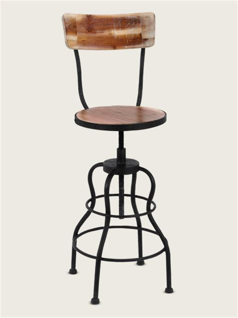drafting bar stool drafting stool create a vintage industrial study this old house