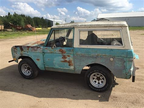 for sale 1968 ford bronco for sale