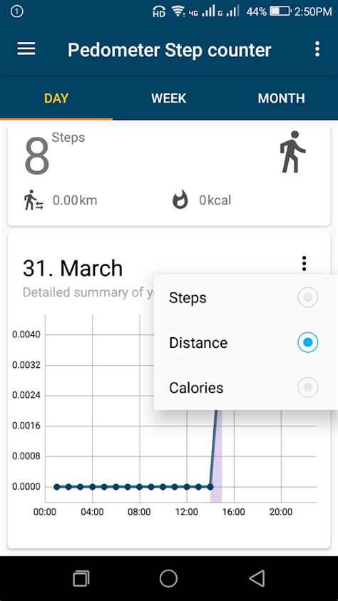 android step counter pedometer step counter android apps on play
