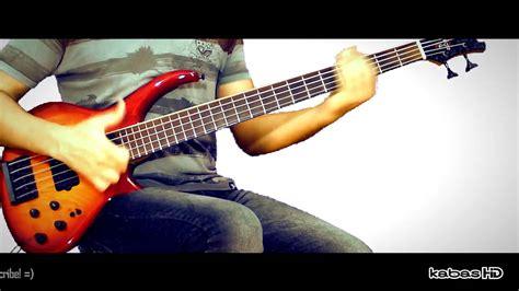 Billie Lines michael jackson billie jean slap bass line by kabas