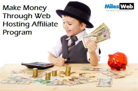 Sure Ways To Make Money Online - 5 sure shot ways to make money through web hosting affiliate program