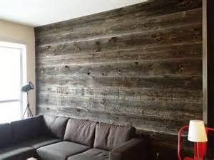 Vanity Strip Lighting Barn Board Feature Walls Toronto By Barnboardstore