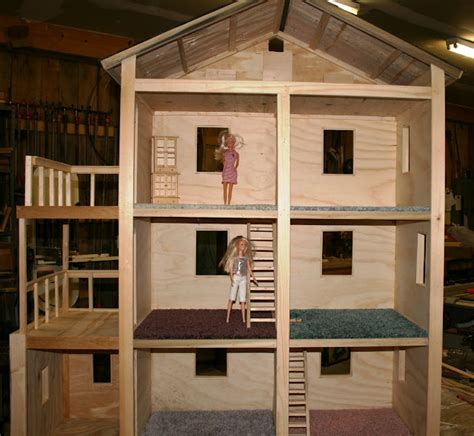 diy house plans diy barbie house we know how to do it