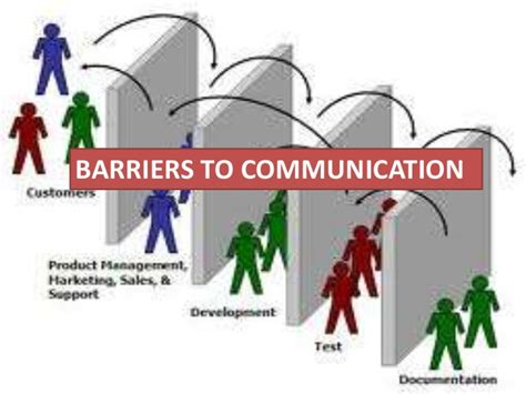 you to do what barriers barriers to communication