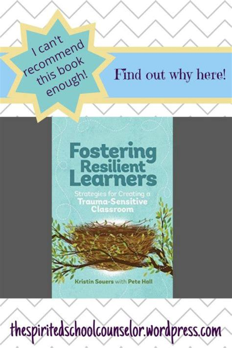 fostering resilient learners strategies for creating a sensitive classroom 50 best images about school counseling books on