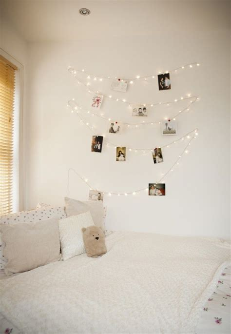 fairy lights for bedroom bedroom fairy light ideas quick easy diy fairy light wall
