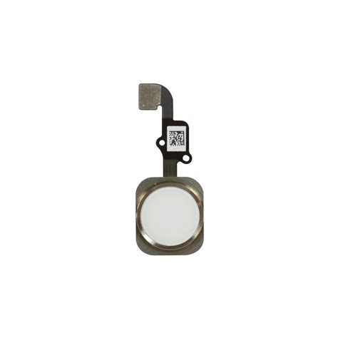 iphone 6 white gold home button assembly fixez