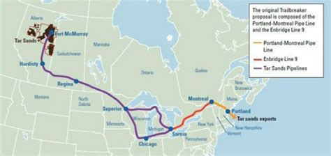 map of pipelines in alberta major canadian and us companies conspired