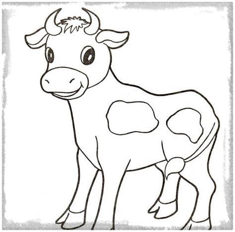 Imagenes De Vacas Vaqueras Para Colorear | los mejores dibujos para pintar vaca imagenes de vacas