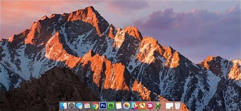 wallpaper for mac os sierra how to change the desktop wallpaper on mac os x