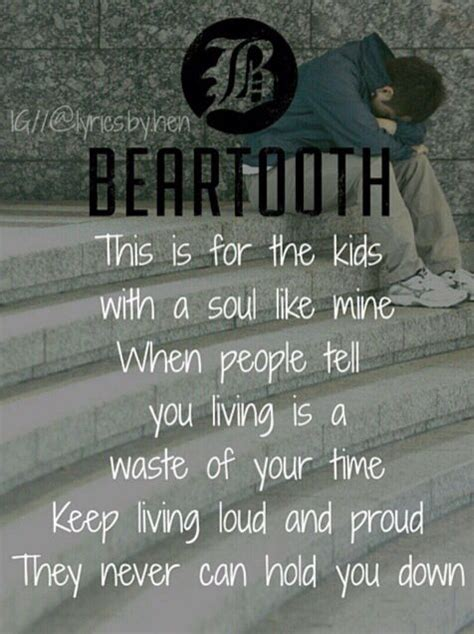 beartooth beaten in lips 163 best images about song lyrics on pinterest skillets