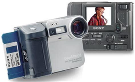 my very first digital camera: sony mavica fd 81 my life