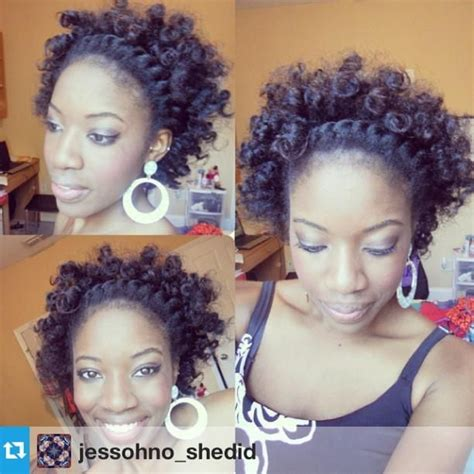 twist in the front curls in the back braid front two strand twists natural hair pinterest