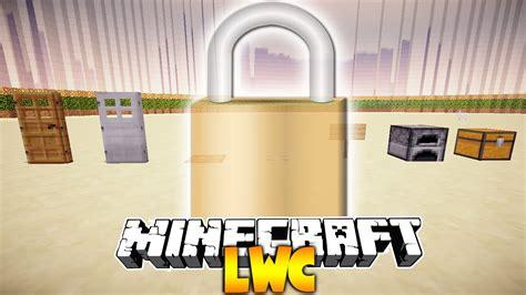 Door Lock Plugin by Minecraft Plugin Lwc Lock Doors Chests Signs Etc