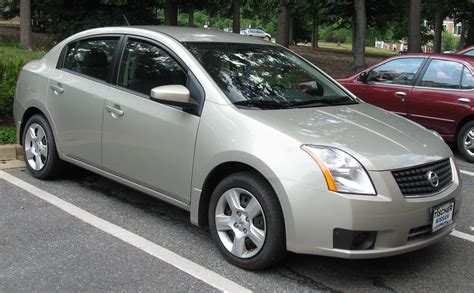 2007 nissan sentra information and photos momentcar