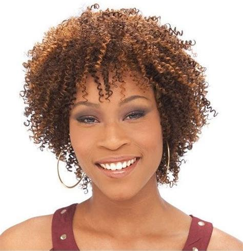 afro easy hairstyles curly hairstyles easy short afro hairstyles with bangs