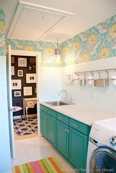 a laundry room s quot wow quot makeover