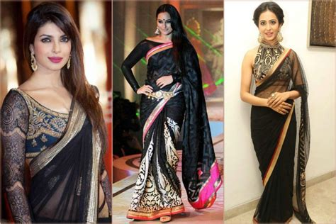 saree blouse designs hubpages wellness homes tattoo design bild 20 beautiful black saree blouse designs