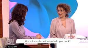 From ridley scott to diddly squat nadia sawalha reveals she turned