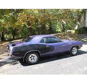 1971 Plymouth Barracuda For Sale  Carsforsalecom