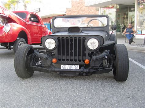 Custom Willys Jeep Willys Jeep Low Rider Custom Flickr Photo