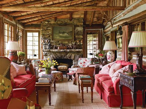 southern country home decor an enchanting mountain hideaway in the new southern home