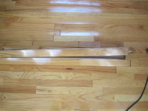 Repair Wood Floor How To Fix Water Damaged Wood Floor 3 The Minimalist Nyc
