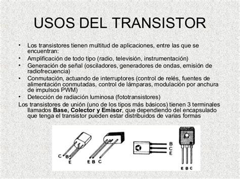 transistor fet como funciona como funciona un transistor completo taringa
