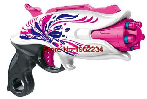 girls nerf rebelle star shoot blaster set preview abs darts promotion shop for promotional abs darts on