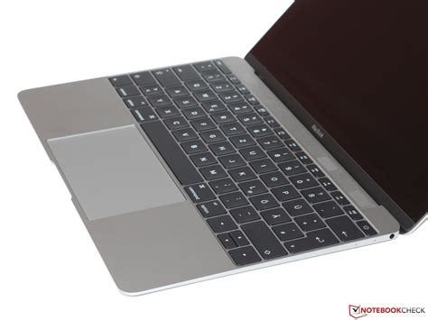 Macbook 12 2015 Mjy42greymf865silvermk42ngold apple macbook 12 early 2015 1 1 ghz review notebookcheck net reviews