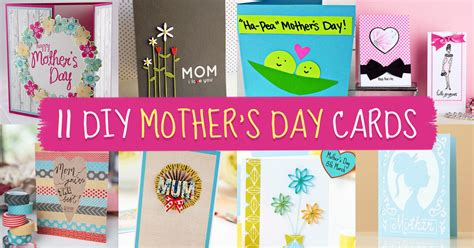 diy mother s day card 11 diy mother s day cards papercrafter blog