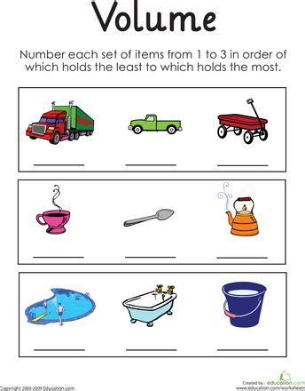 printable volume games 15 best images about mass and volume on pinterest to