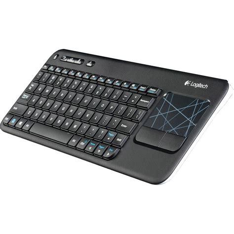 Keyboard Logitech K400 logitech wireless touch keyboard k400 pccomponentes