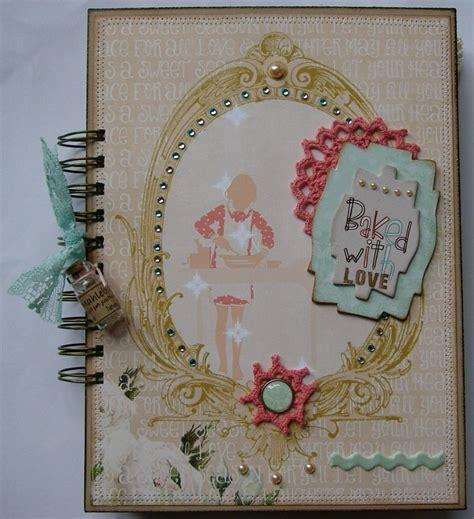 Handmade Scrapbook Album - ooak handmade scrapbook photo albums