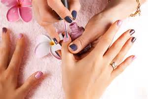 Spa Nail by Pin Pedicure Spa On