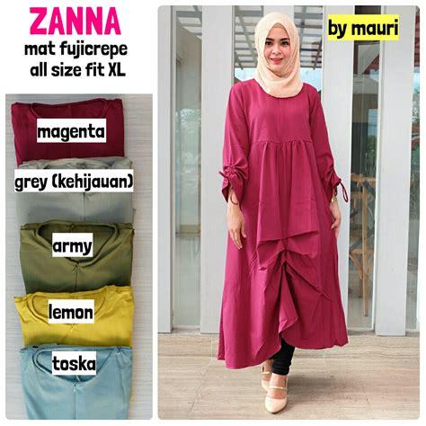 Baju Muslim Satu Set ku satu set baju muslim untuk wanita terbaru