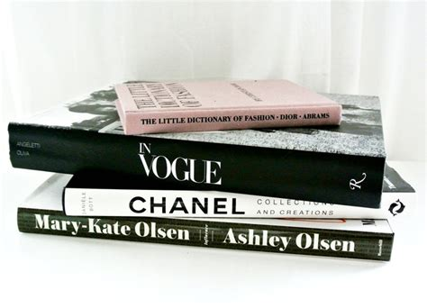 Vogue Coffee Table Book Decor San Francisco Loft Parisian Style The Style Spree