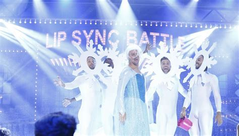 film frozen 2016 channing tatum does beyonce with beyonce watch lip sync
