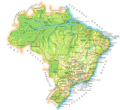 map of brasil logic brazil a season for thought