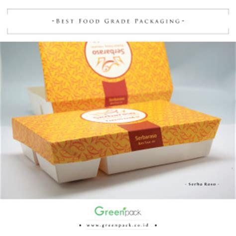 desain kemasan gorengan dus makanan greenpack kemasan makanan food grade