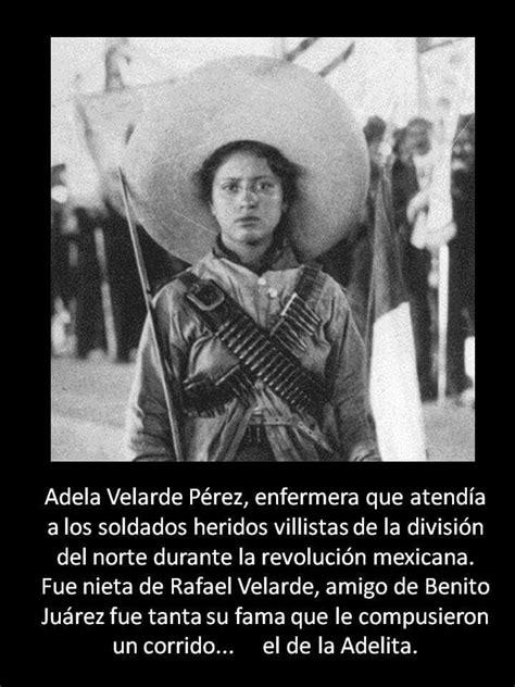 imagenes de la revolucion mexicana con frases adelitas mexicanas en pinterest revoluci 243 n mexicana