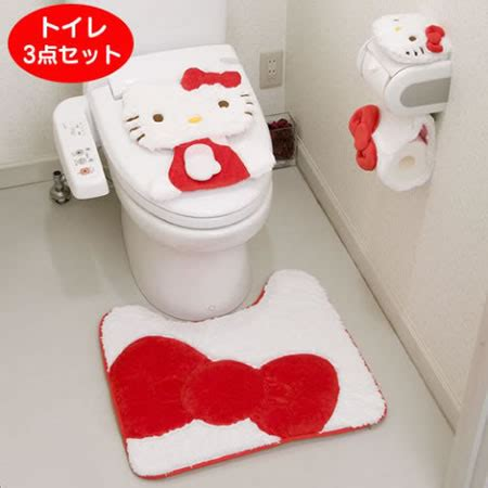 hello kitty bathroom decor hello kitty inspired home