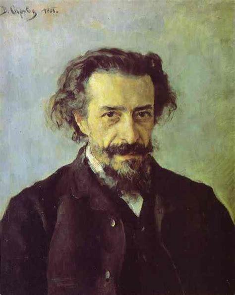 valentin serov portrait of pavel blaramberg 1888 valentin serov
