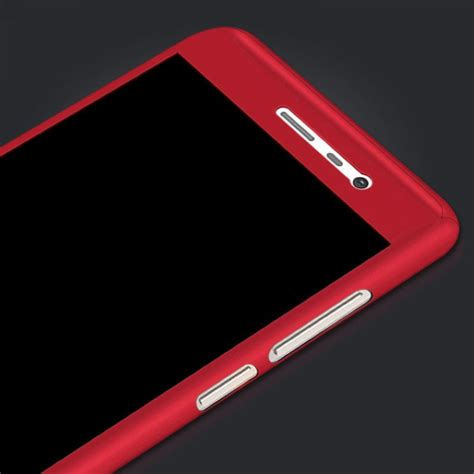 360 Protective For Xiaomi Redmi Note 4 Pro Murah 360 176 protector cover tempered glass for xiaomi