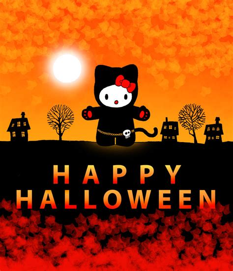 imagenes halloween happy halloween hello kitty pictures photos and images