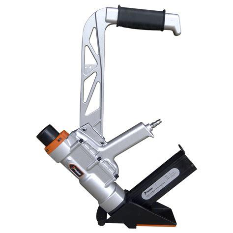 paslode floormaster fs flooring stapler secret nailer kit discount trader